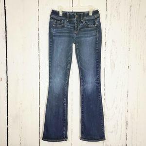 🆕️American Eagle Stretch Kick Boot Jeans, Regular